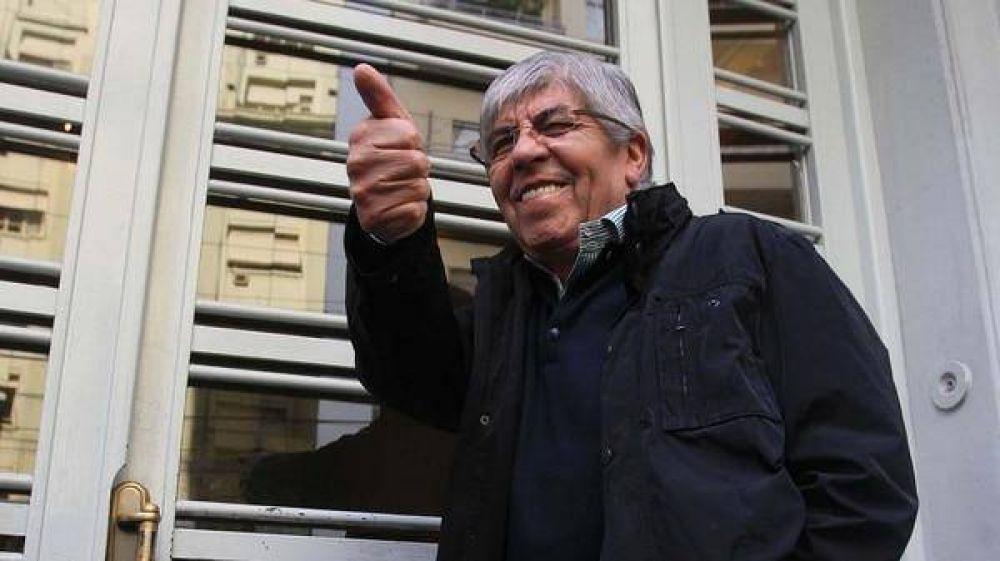 Hugo Moyano, de lavador de tripas a multimillonario