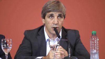Luis Caputo se defiende y asegura que no tenía obligación de declarar su vínculo con una firma offshore