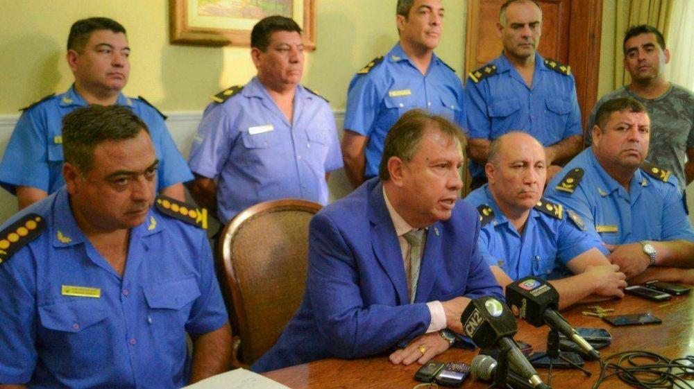 Echaron al secretario de Seguridad de La Rioja tras la muerte del cadete