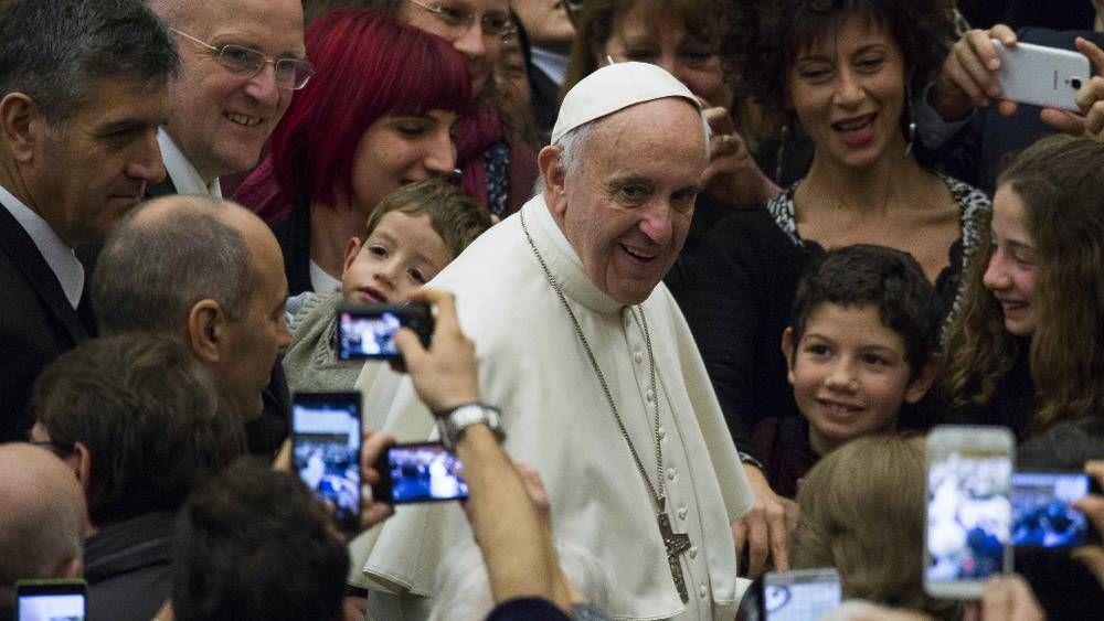 El Papa Francisco y la política: que no gobierne el dinero