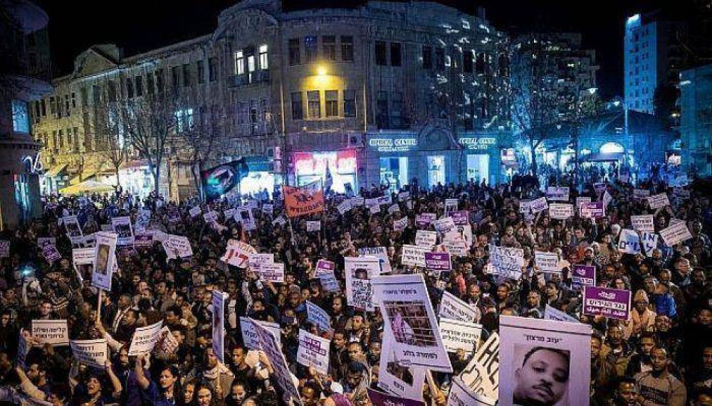 Miles de personas protestan contra la coacción religiosa en Ashdod
