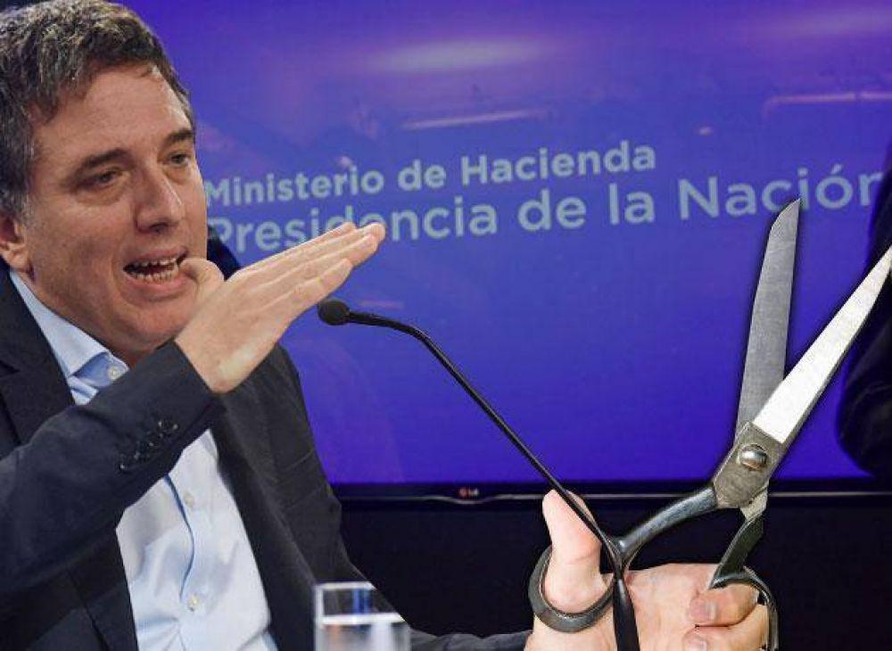 Tijeretazo: el Gobierno impulsa un recorte de $9.000 millones en el déficit de las empresas públicas