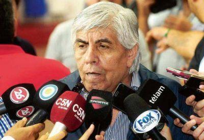 El timing de Moyano: su dardo a Franco Macri y su pelea con Kirchner