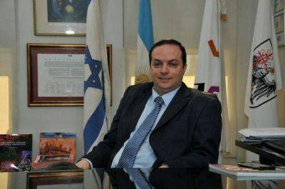 """Ariel Cohen Sabban: """"La DAIA no permitirá que ningún miembro de la comunidad judía sea amenazado"""""""