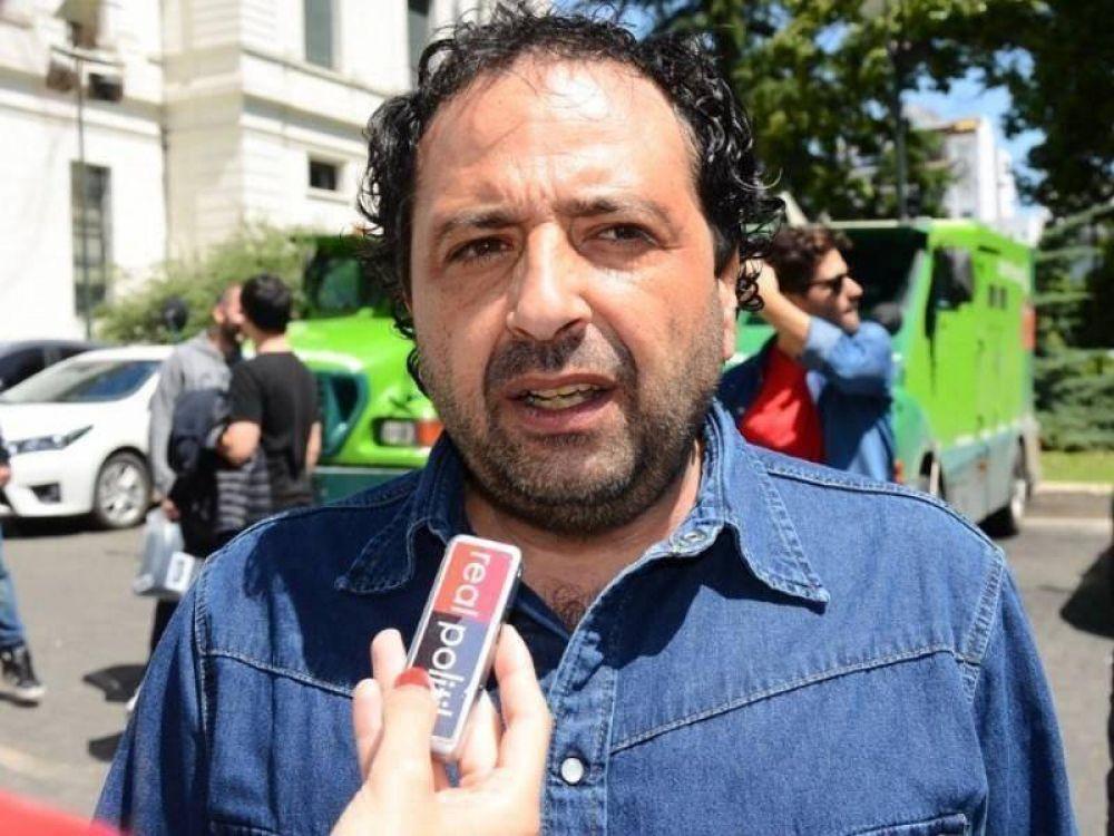 """Federico Bach: """"Es hora que la CGT encabece el reclamo de los trabajadores en la calle"""""""