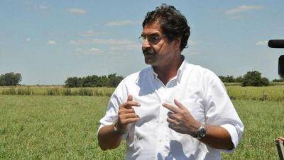 """Sarquis: """"Para lograr producir alimentos para el mundo tenemos que ser más competitivos"""""""