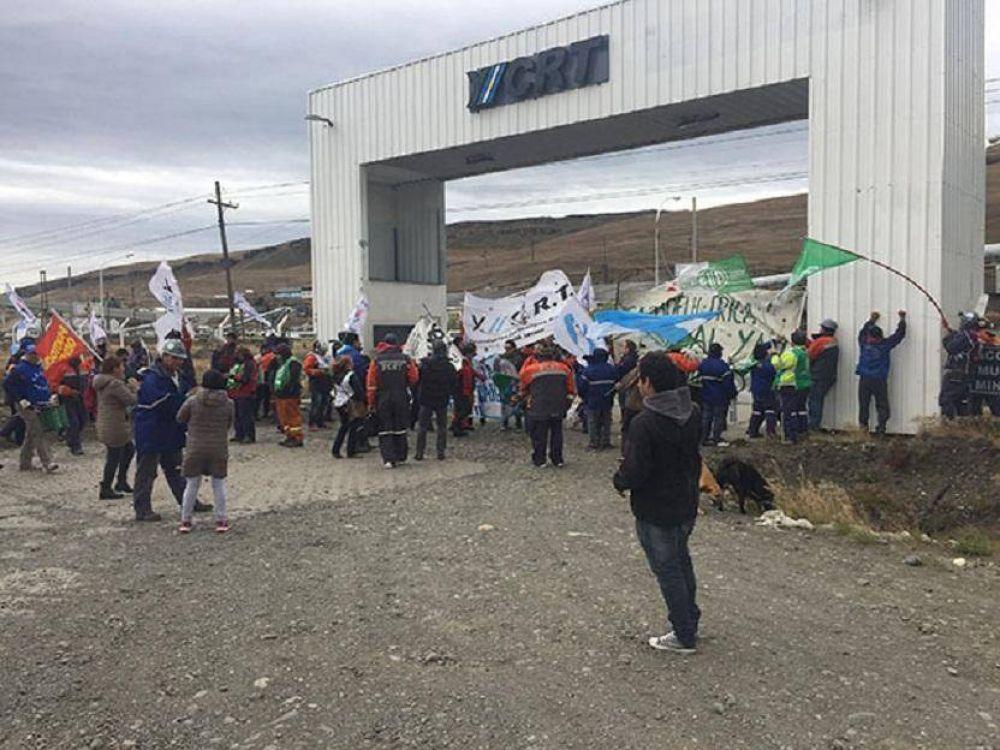 Convocan a una marcha en la Cuenca Carbonífera