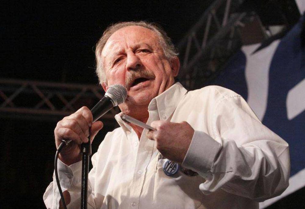 """Yasky: """"Los que se bajaron de la marcha también se bajaron de la dignidad"""""""