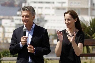 Respaldo de Macri a Vidal antes de la reunión con los docentes