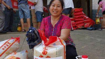 El Papa se une a las obras de caridad de los católicos chinos