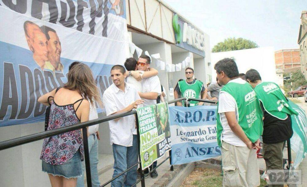 """Despidos en la Anses Mar del Plata: """"Quedar sin trabajo te desestabiliza"""""""