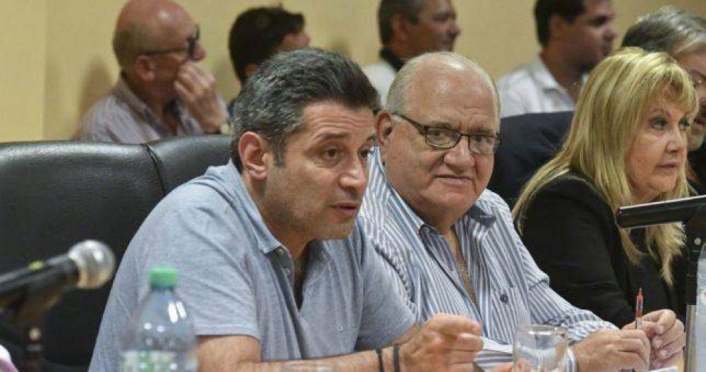 Citan a declarar a Santa María por transferencias millonarias