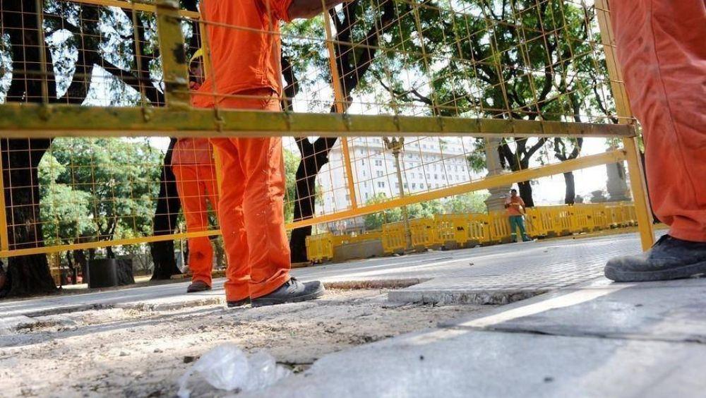 Paritarias: los Municipales y Obras Sanitarias aceptaron el techo del 15% que quiere la Casa Rosada