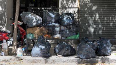 Piden que la gente deje de sacar la basura hasta que se normalice el servicio