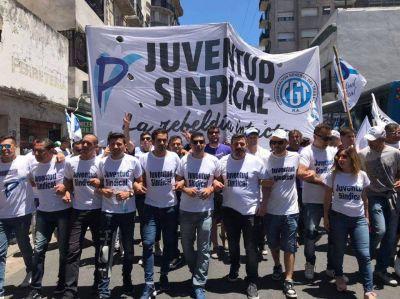 Juventud Sindical adhiere a la movilización del #21F