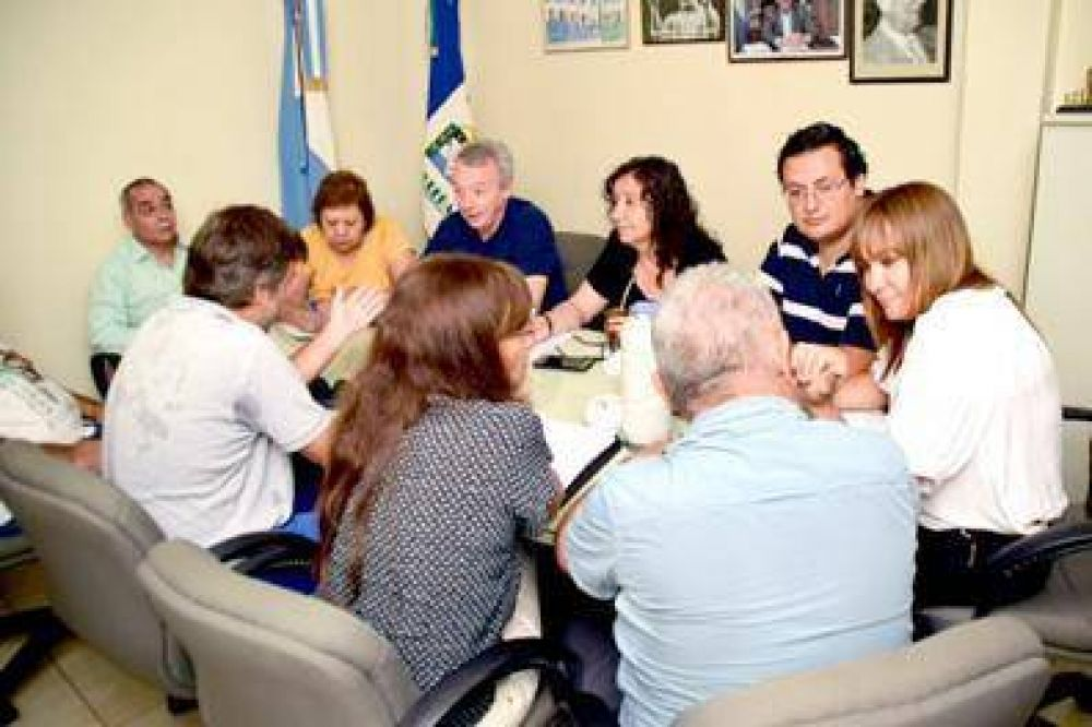 Catamarca: Reunión de la Mesa Multisectorial del sector olivícola