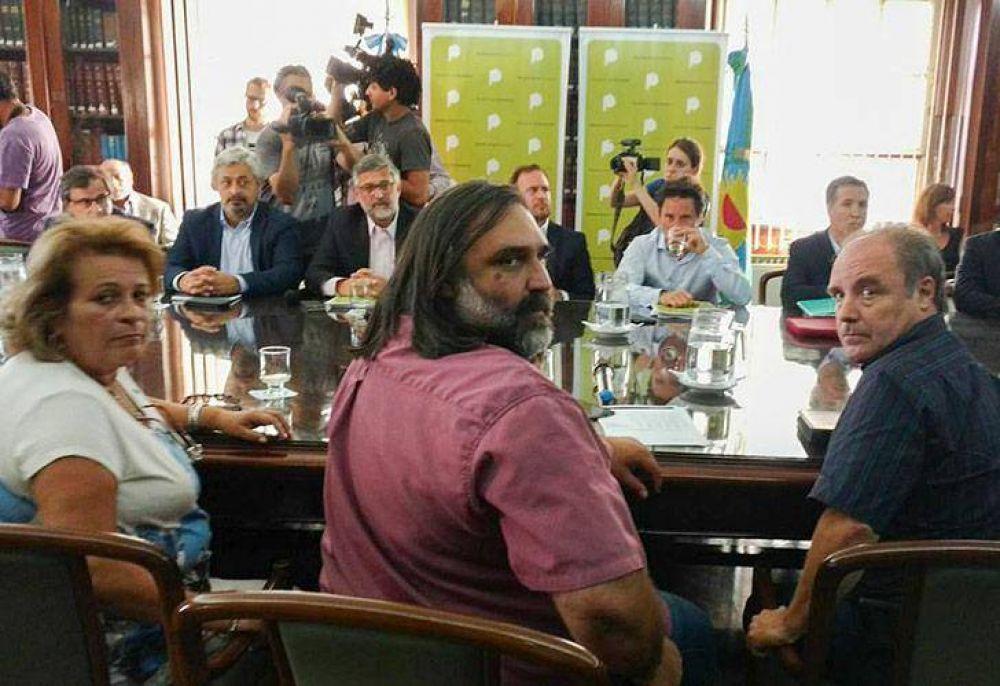 No hubo acuerdo entre los gremios docentes y provincia de Buenos Aires