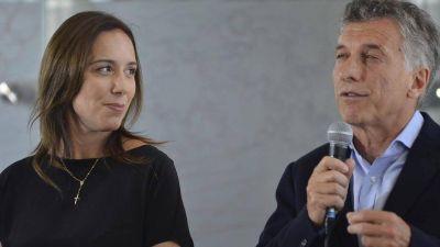 María Eugenia Vidal y las reformas legislativas que se propone para 2018
