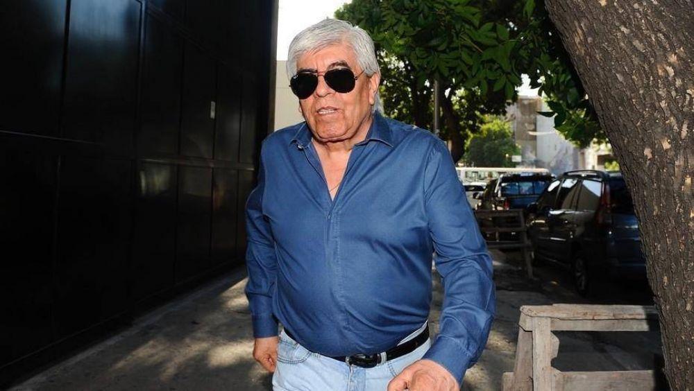 Hugo Moyano promete entregar su declaración patrimonial a la Justicia antes de la marcha
