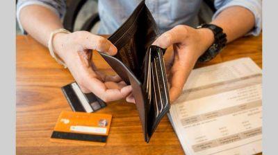Inflación anual se acelera al 25% y complica las negociaciones paritarias
