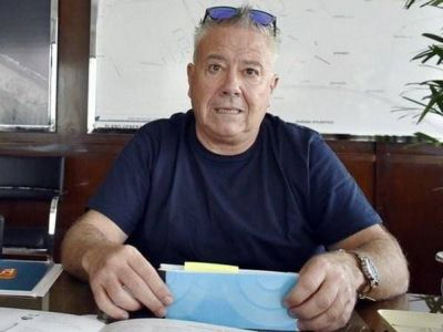 """Emilio Bustamante de la TC2 apunta a la construcción de """"un puerto productivo"""""""