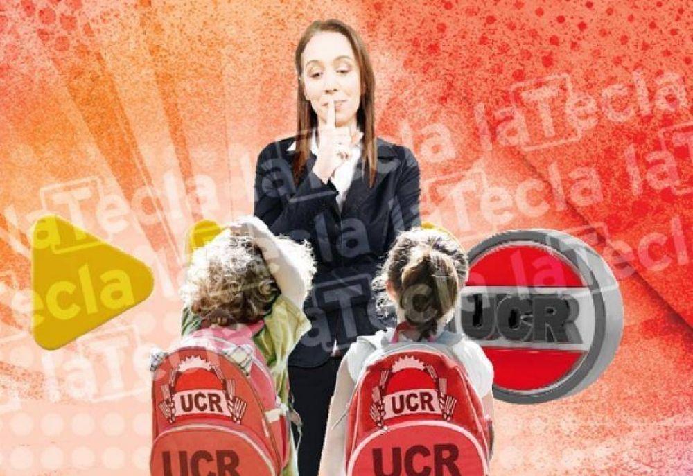No más reclamos: Vidal tiene a la UCR sin chistar