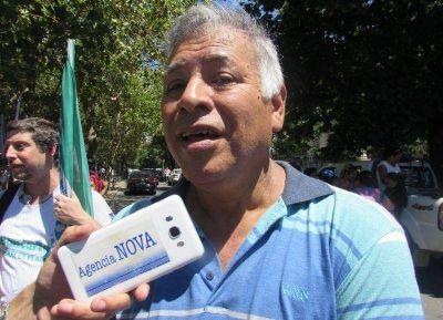 Luis Cáceres de UOLRA: