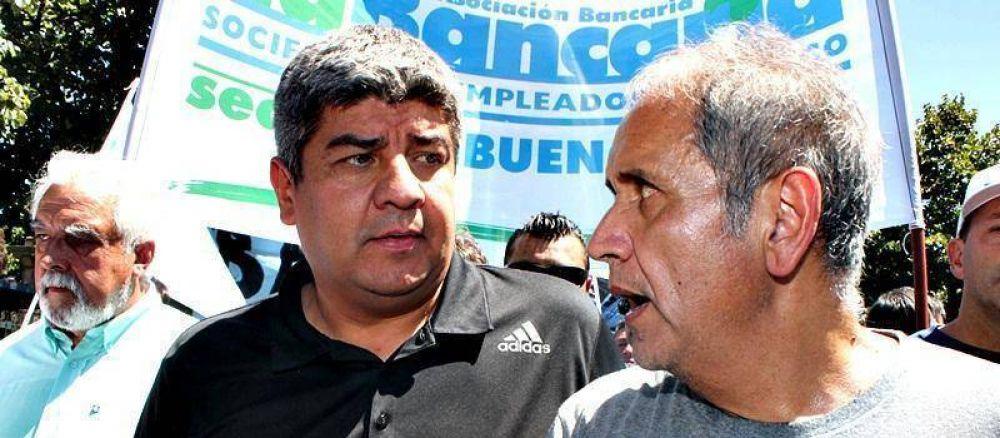 """Pablo Moyano en La Plata: """"La movilización del 21 de febrero va a ser la más importante de nuestra historia"""""""