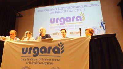 Los recibidores de granos elaboraron una mesa tripartita para esquemas de trabajo con el Gobierno