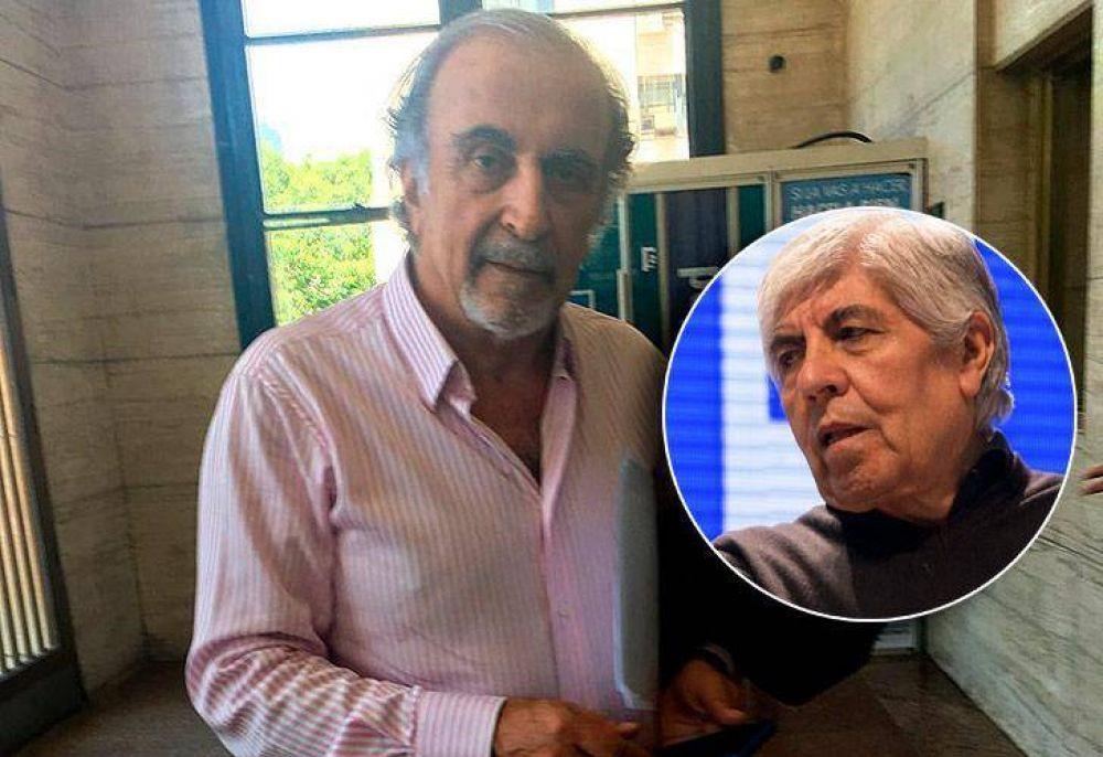 El abogado de Moyano minimizó la denuncia y cargó contra el macrismo