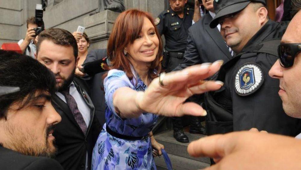 Cristina Fernández reiteró que hay una