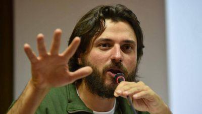 Juan Grabois candidato, la carta de La Cámpora para acompañar a Máximo en 2019