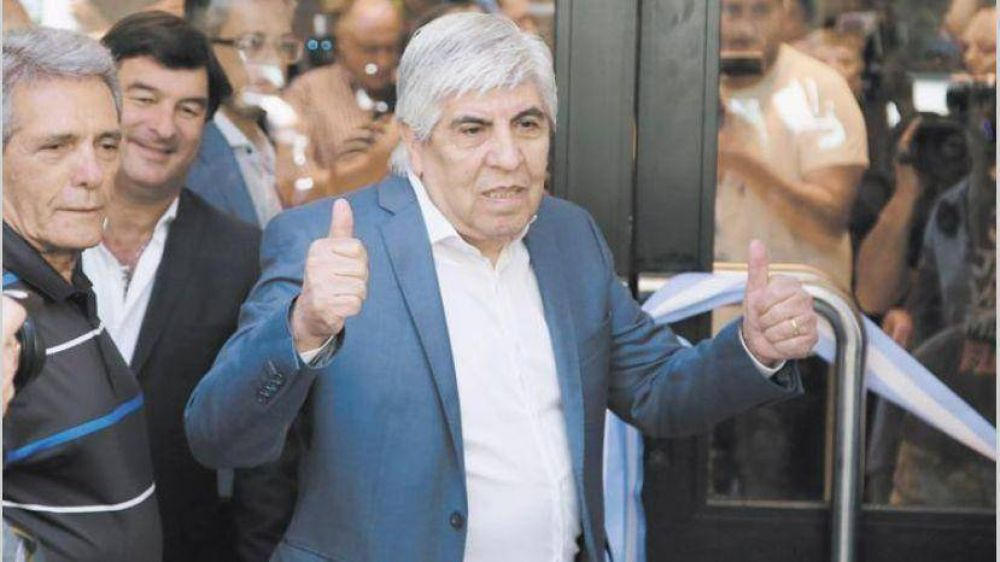 """Moyano: """"La marcha no es para defenderme a mí, yo me sé defender solo"""""""