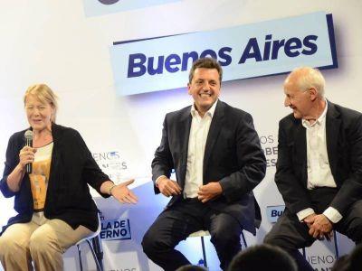 "Dirigentes del Frente Renovador le dan el ultimátum a Massa: ""El límite de espera es hasta marzo"""