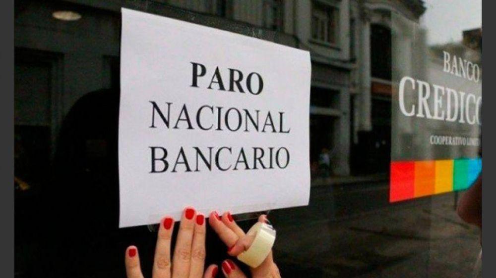 Las negociaciones con el gremio bancario siguen estancadas