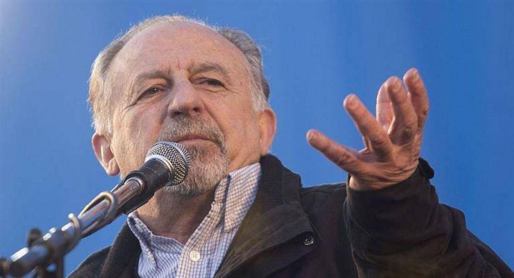 Yasky redobló críticas a sindicalistas que no marchan: