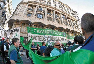 El Gobierno ya imagina a Pablo Moyano preso