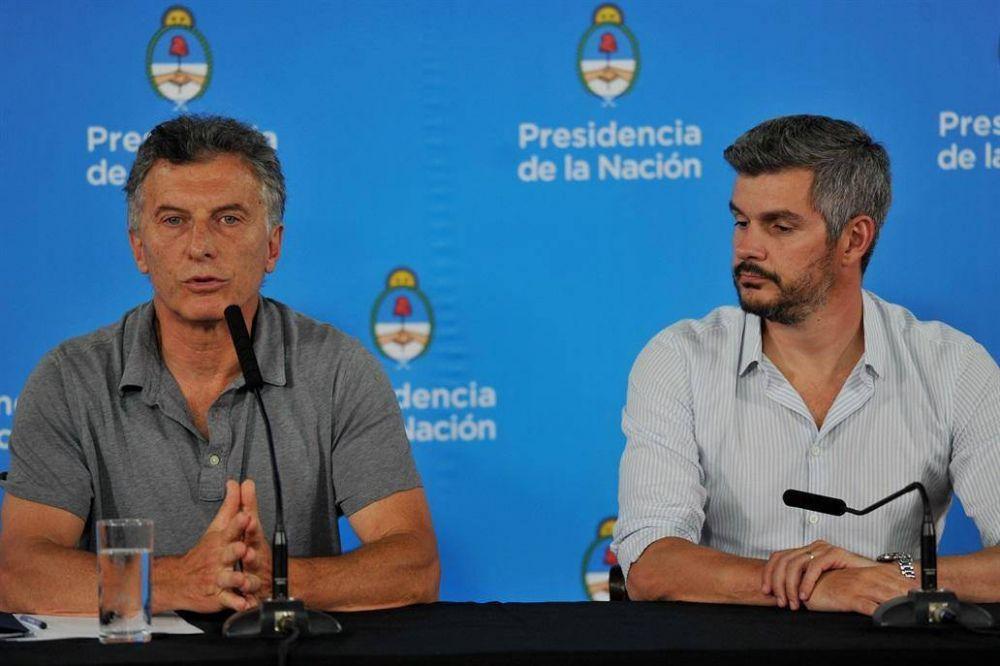 Para el Gobierno, la protesta sindical busca el fracaso de Macri