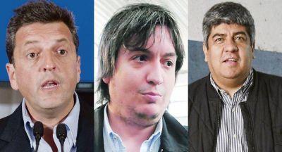 """El PJ no moviliza con Moyano y se altera la agenda """"de unidad"""""""