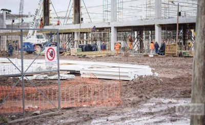"""El municipio asegura que la obra privada en Mar del Plata """"está en franco crecimiento"""""""