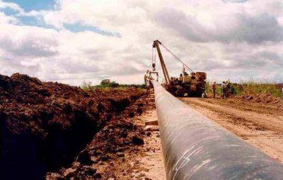 """Gasoducto Atlántico: """"Según Frigerio el inicio de obra es inminente y todo estará terminado antes de 2019"""""""