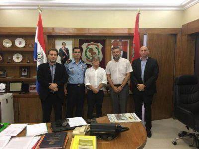 Paraguay y el Congreso Judío Latianomericano fortaleciendo la prevención