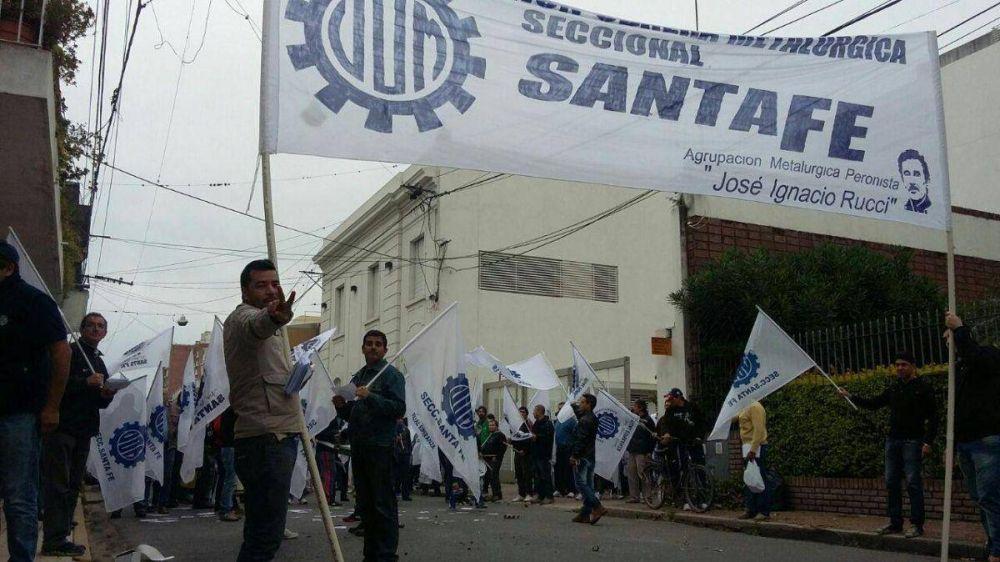 Los trabajadores de Vassalli llegaron a un acuerdo y la semana que viene comienzan a cobrar