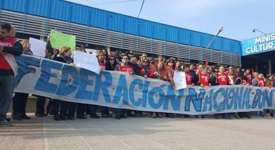 """SITECH Federación: """"No existe explicación alguna al optimismo de la ministra de Educación por un inicio normal de clases"""""""