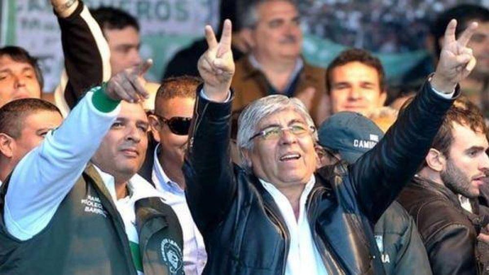 Quiénes son los alfiles de Hugo Moyano en el sindicato de Camioneros