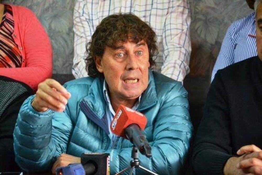 Pablo Micheli anunció que, si no hay acuerdo, los gremios convocarían a un paro nacional