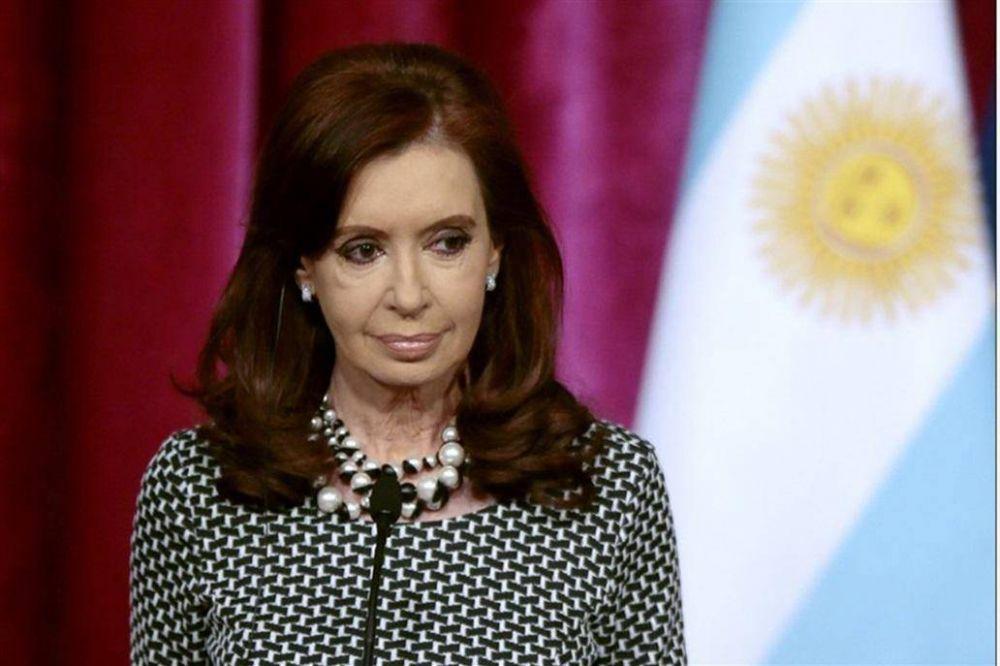 Cristina Kirchner pide ir cuanto antes a juicio en la causa AMIA