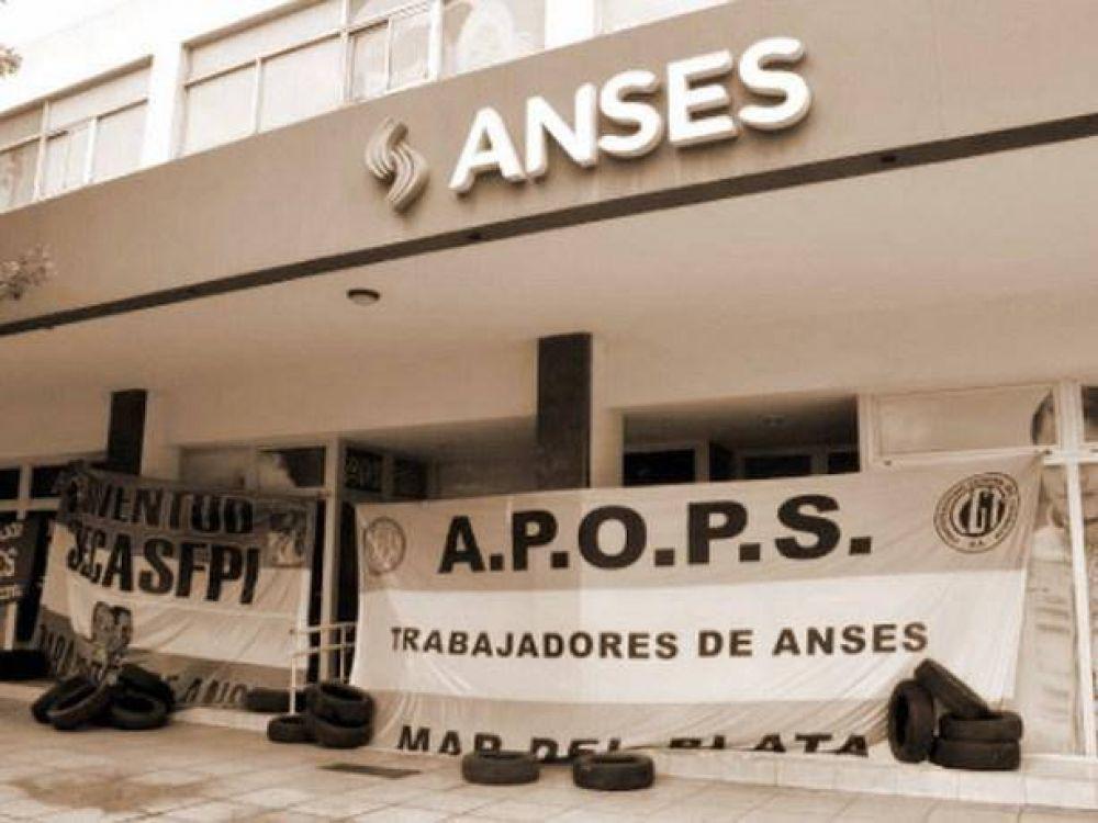 Anses, un bastión kirchnerista, donde la política supera el válido reclamo sindical