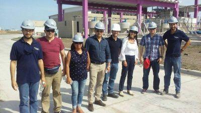 OSSE y Agua de Quito compartieron experiencias técnicas y de gestión