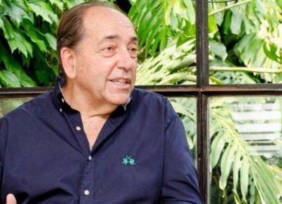 "Roberto Rago respaldo a Facundo Lopez: ""Hay que pensar en un Parque de acá a 40 o 50 años"""